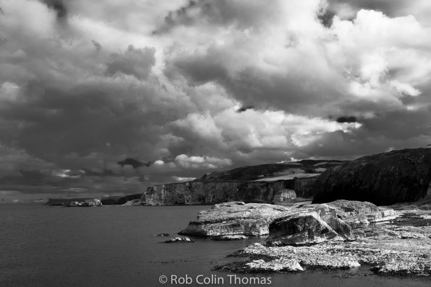 Antrim_Coast_bw_1809-27